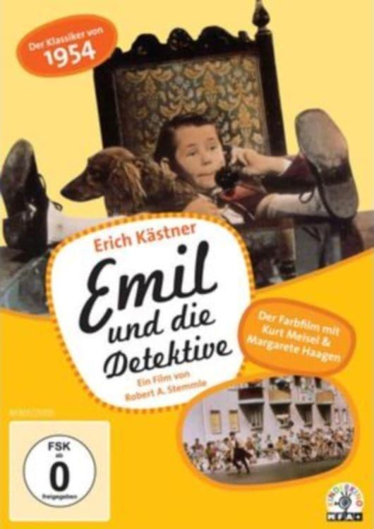 Ver Emil und die Detektive Online HD Español (1954)