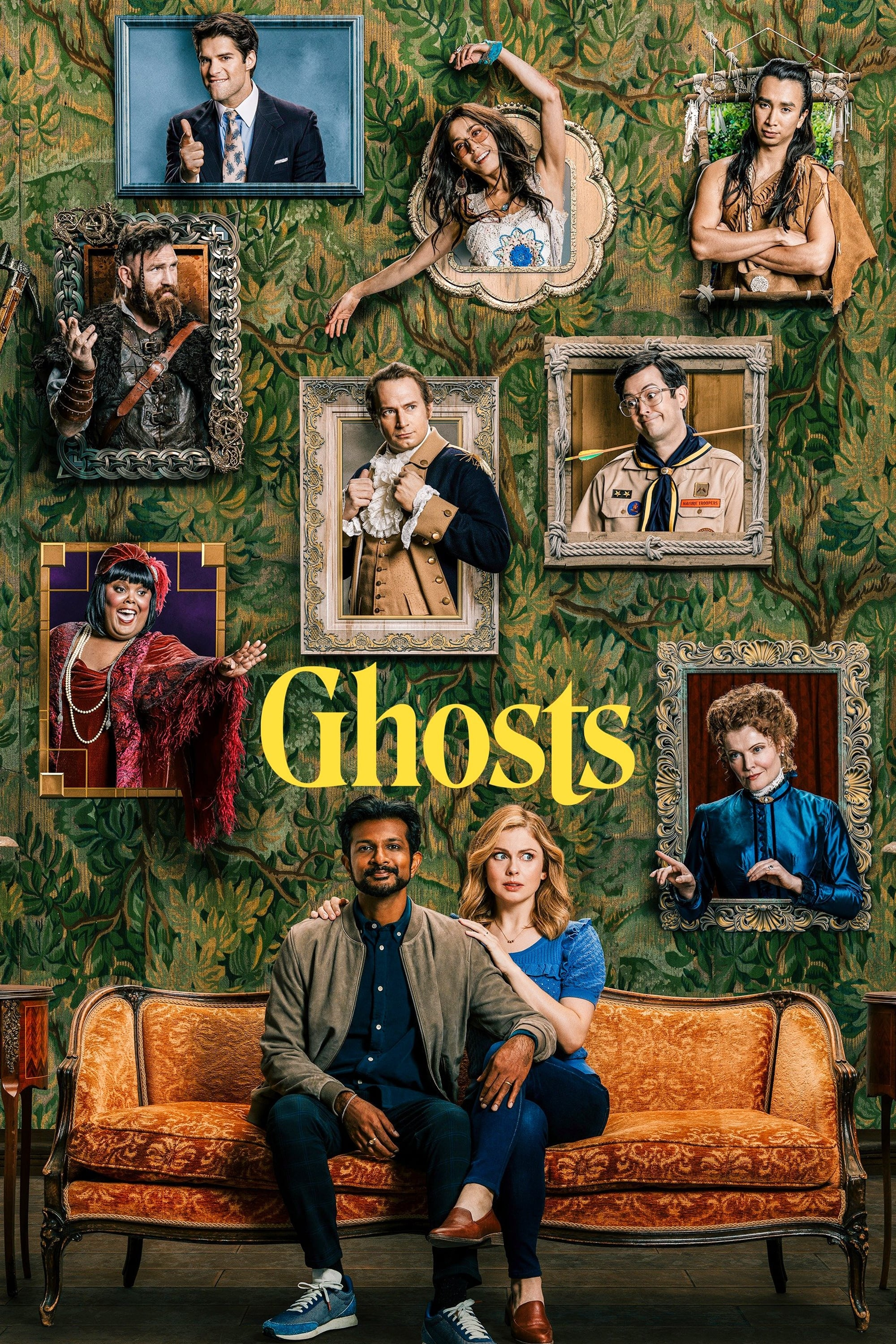 Ghosts TV Shows About Sitcom