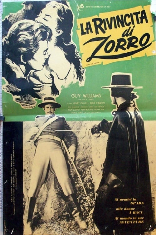 Zorro, the Avenger (1959)