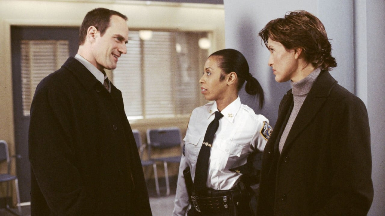 Law & Order: Special Victims Unit Season 2 :Episode 14  Paranoia