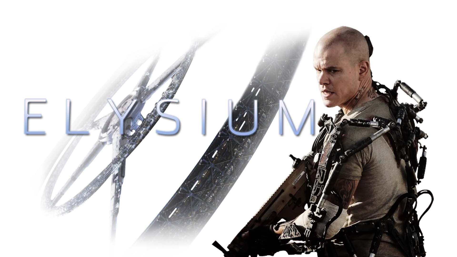 elysium movie - HD 1920×1080