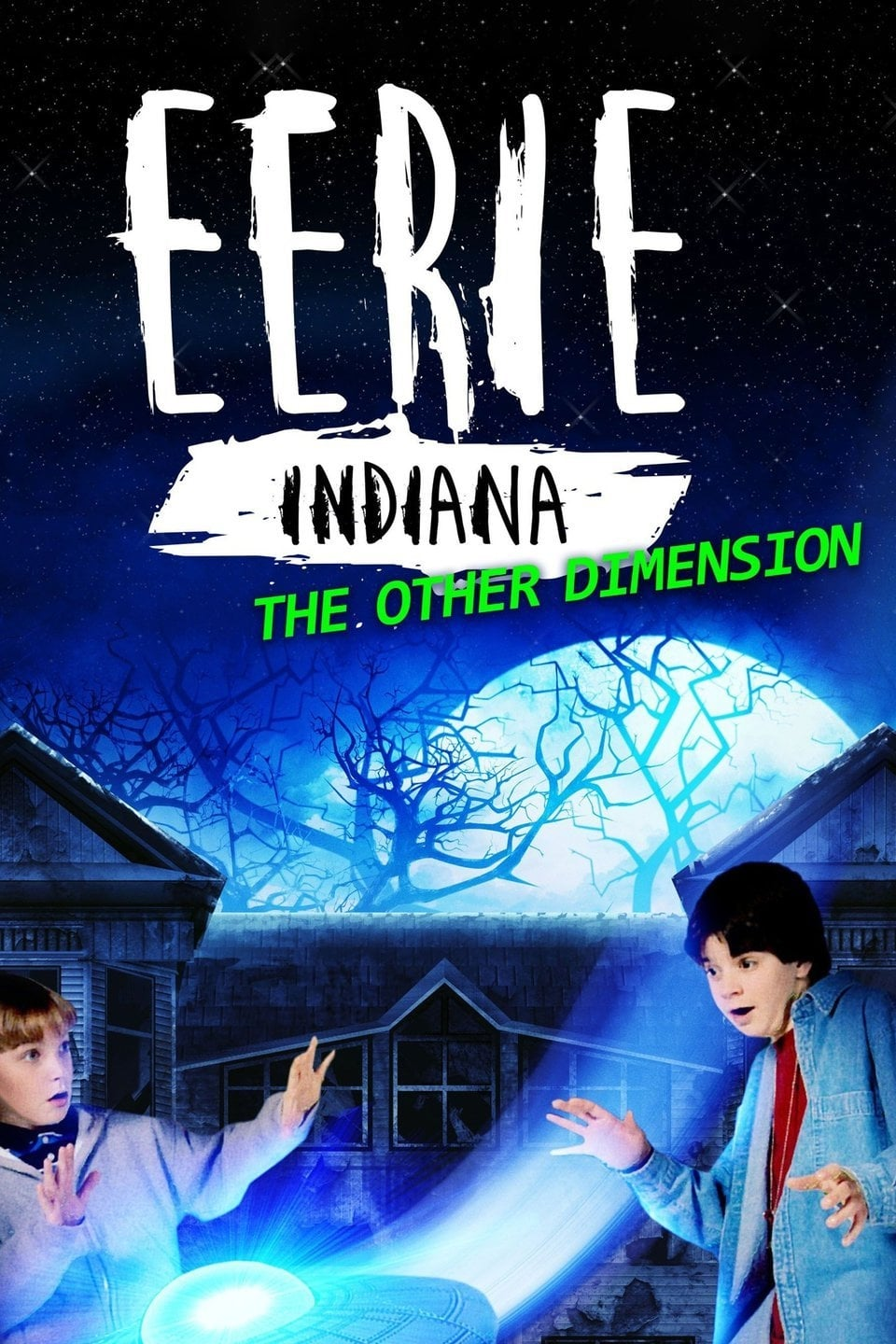 Eerie, Indiana: The Other Dimension (1998)