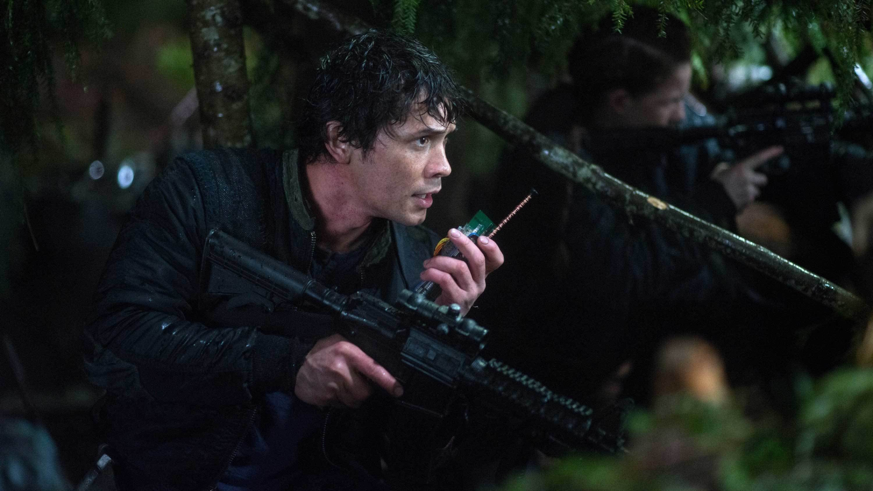 The 100 Season 1 :Episode 13  We Are Grounders, Part 2