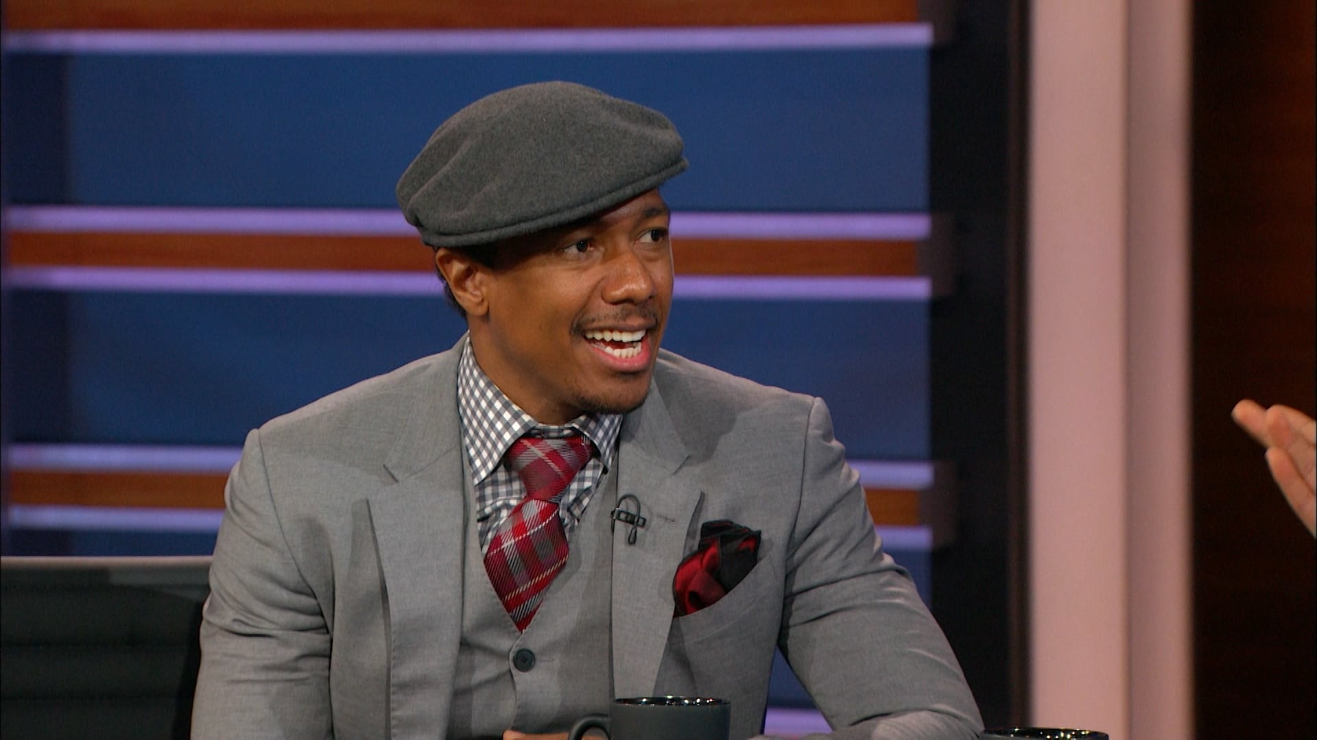 The Daily Show with Trevor Noah Season 21 :Episode 29  Nick Cannon