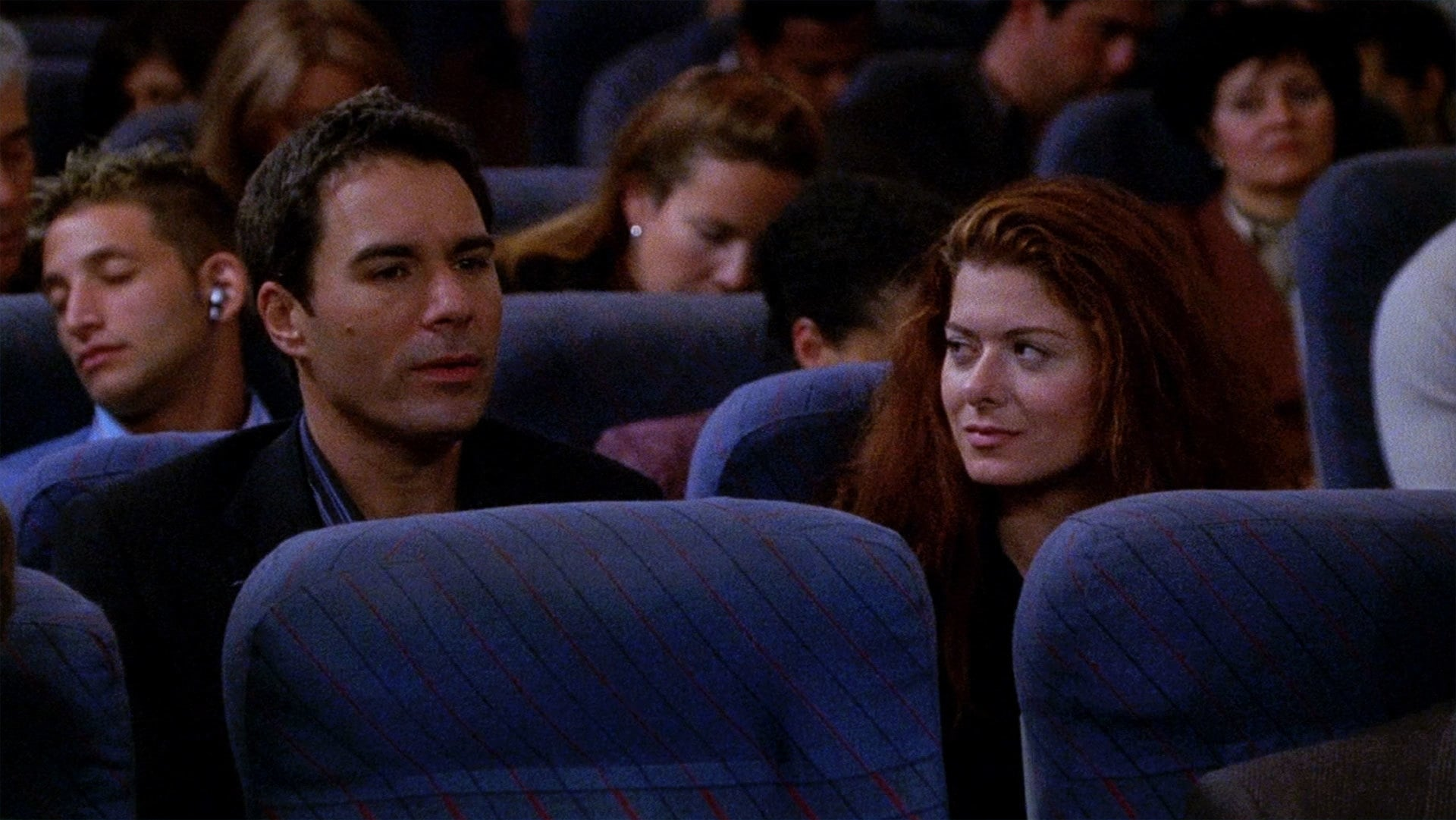 Will & Grace Season 8 :Episode 6  Love is in the Airplane