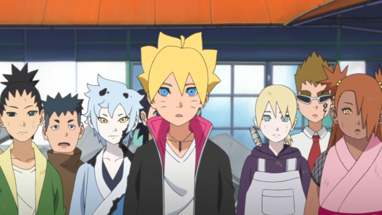 Boruto: Naruto Next Generations Season 1 :Episode 15  A New Path