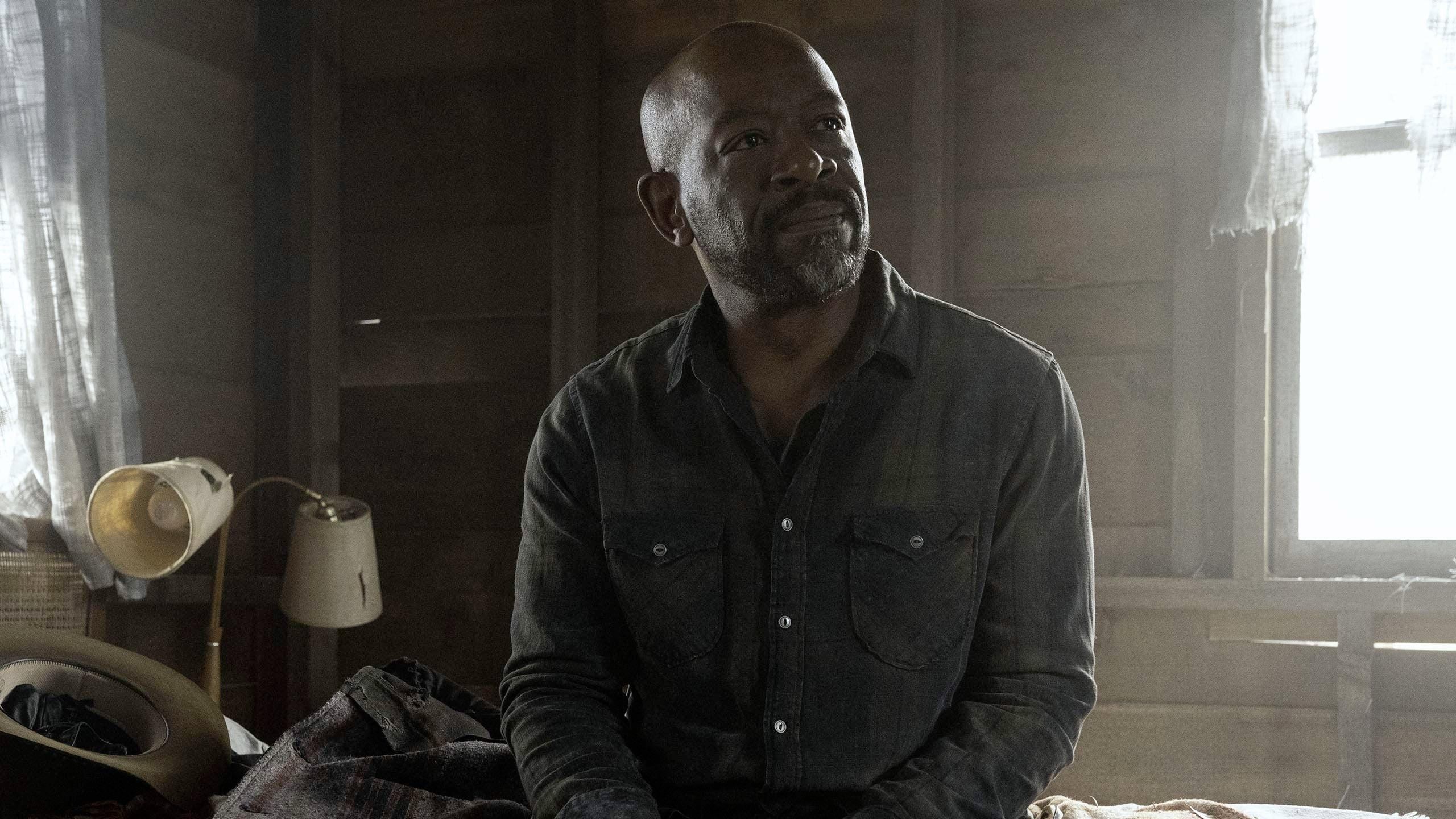 Fear the Walking Dead Season 6 :Episode 8  The Door