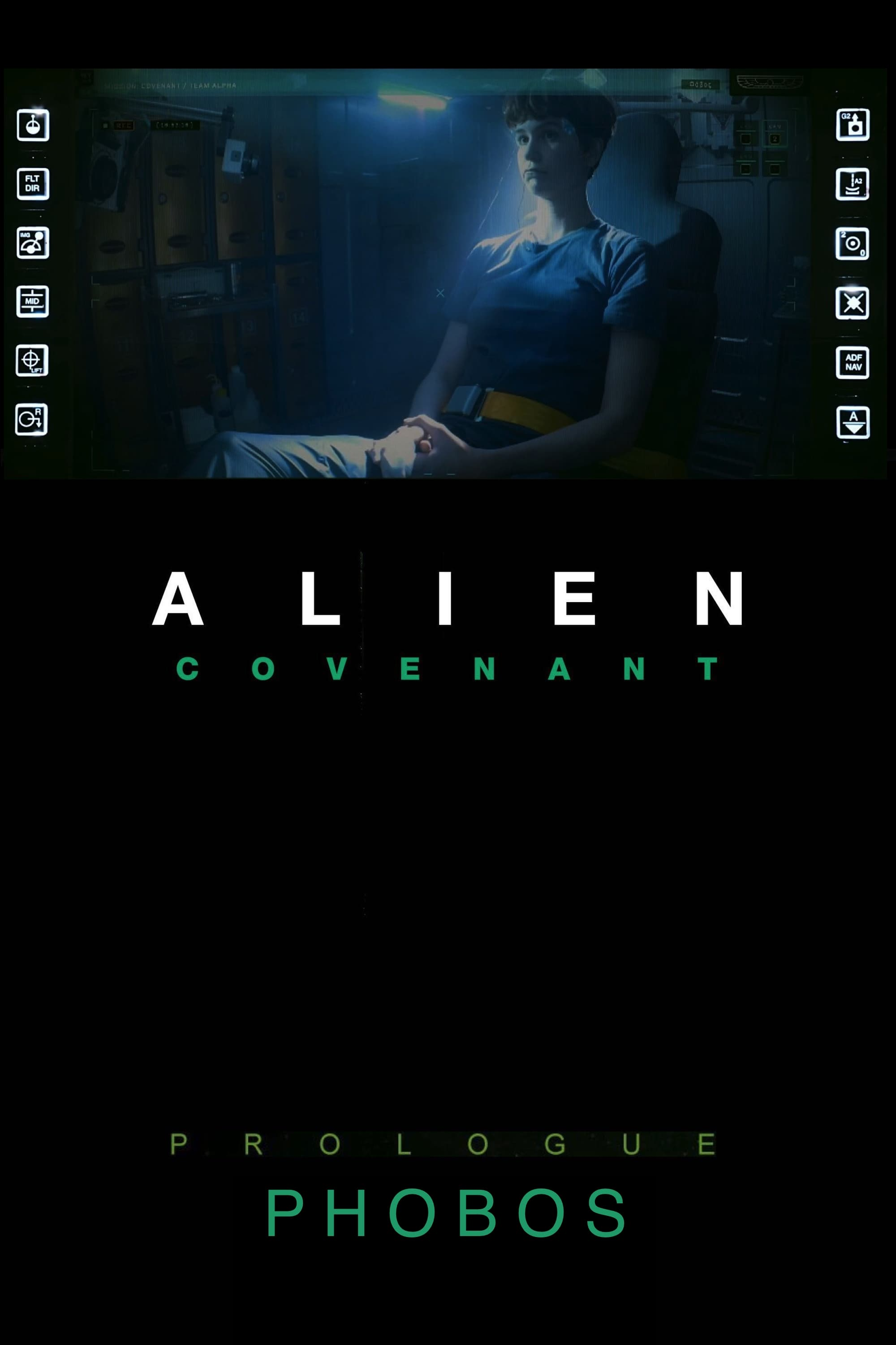 watch Alien: Covenant – Phobos 2017 Stream online free