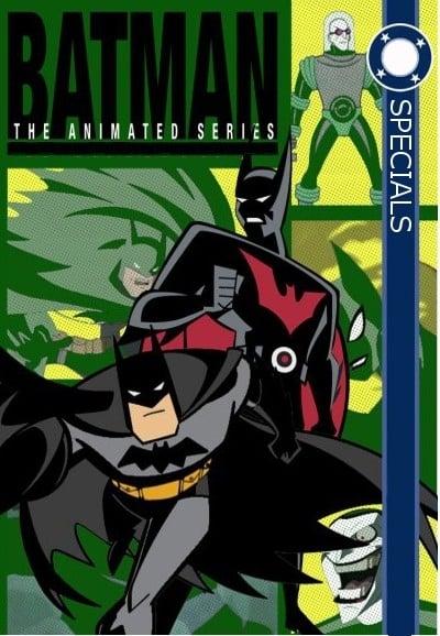 Batman: The Animated Series Season 0