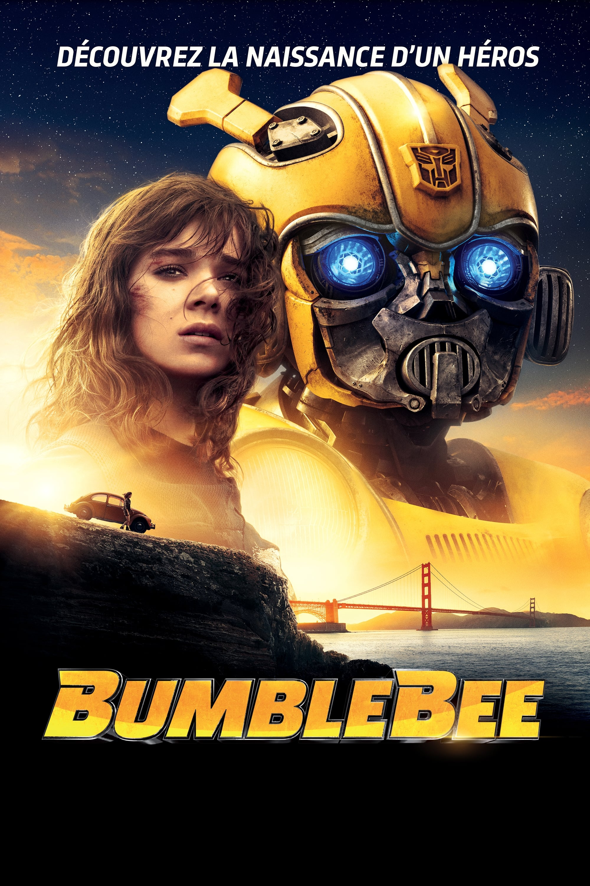 regarder film bumblebee 2018 streaming gratuit vf. Black Bedroom Furniture Sets. Home Design Ideas