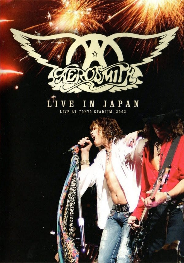 Aerosmith - Live in Japan (2002)