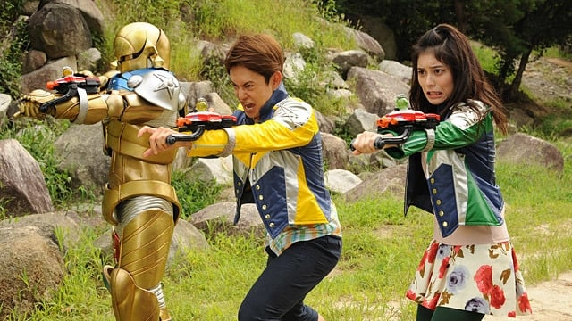 Super Sentai Season 41 :Episode 33  Takeoff! Battle Orion Ship