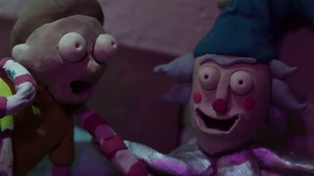 Rick and Morty Season 0 :Episode 8  Rick and Morty The Non-Canonical Adventures: Poltergeist