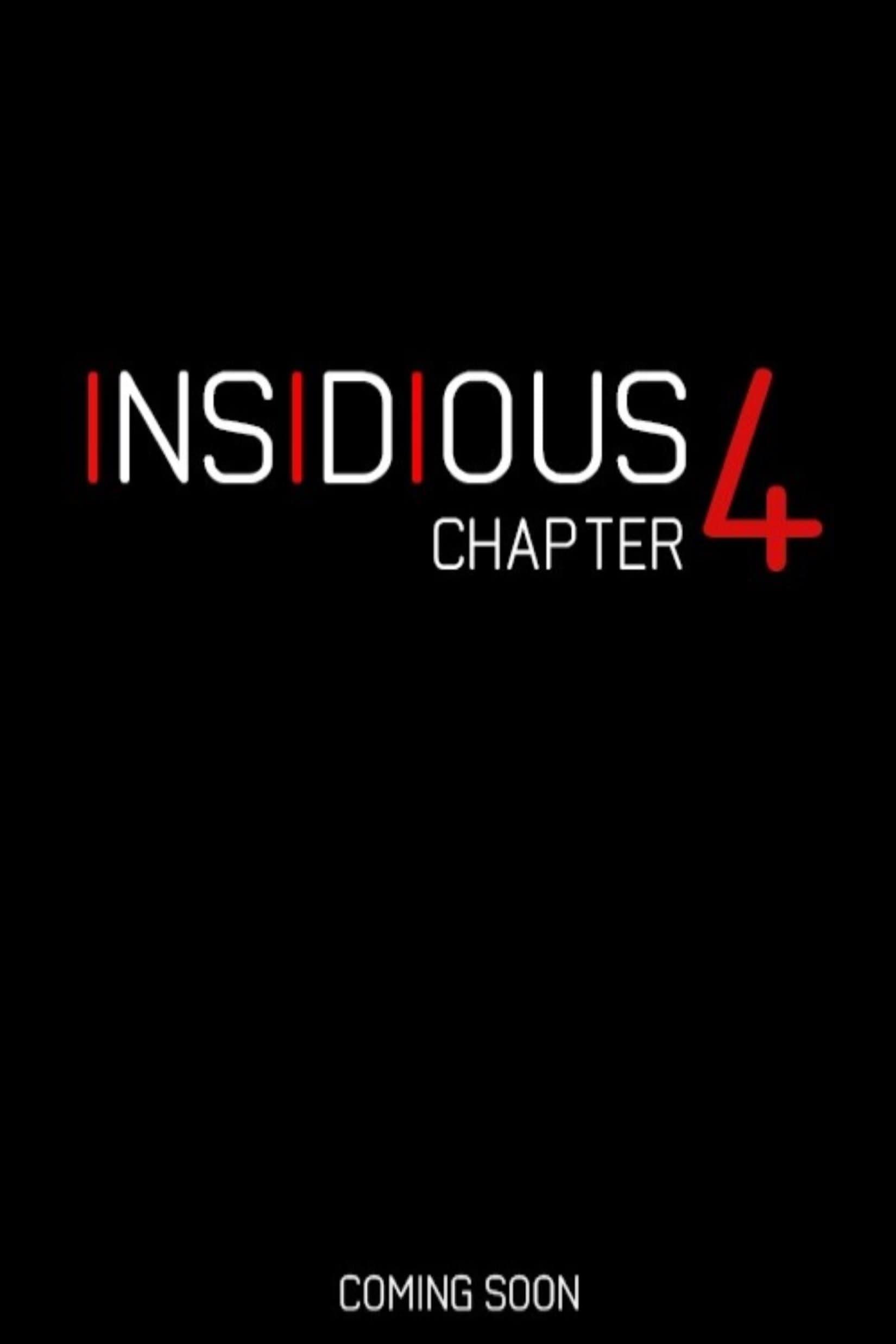 Insidious: Chapter 4