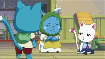 Fairy Tail Season 2 :Episode 36  Fly! To Your Friends!