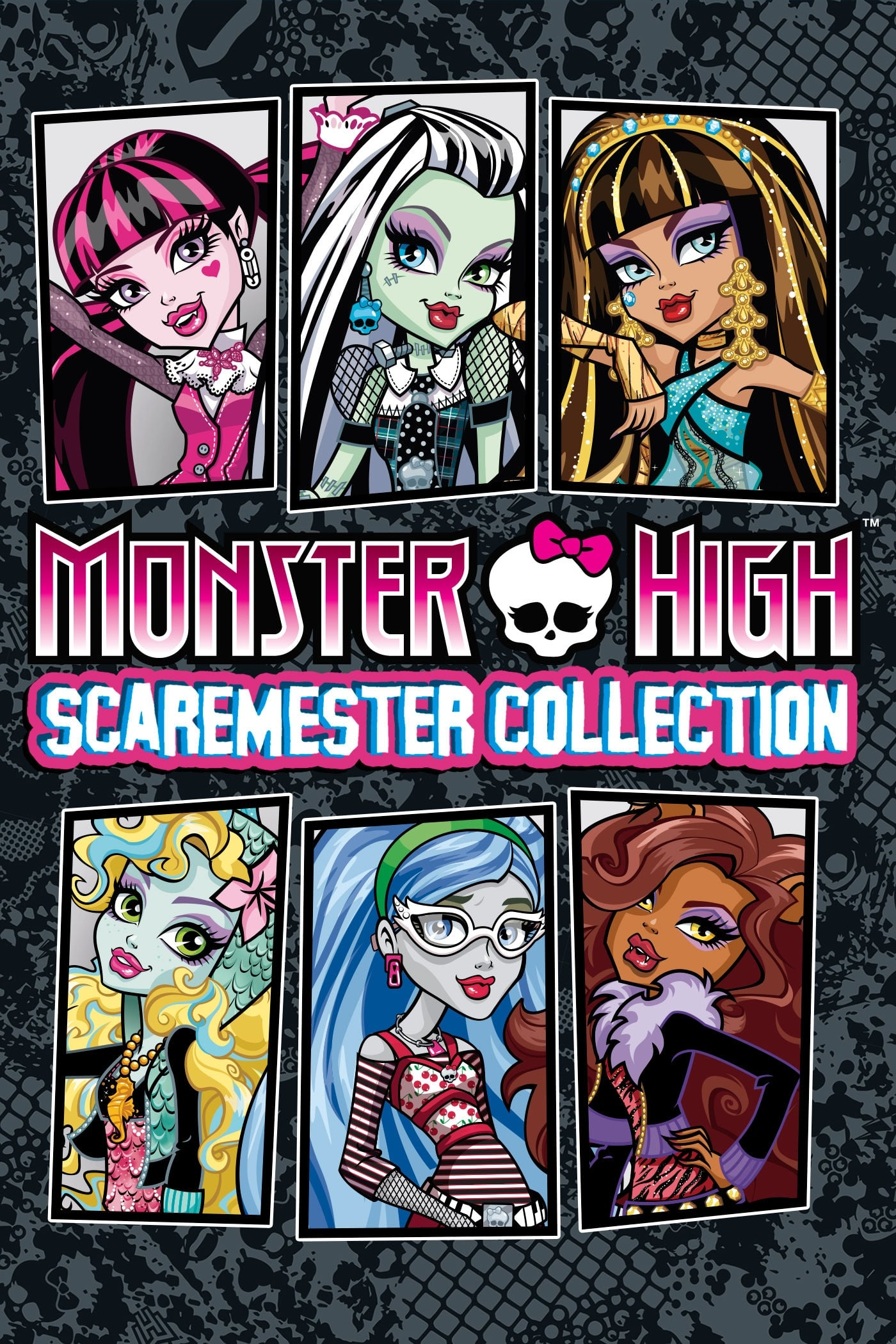 Monster High: Scaremester Collection (2014)