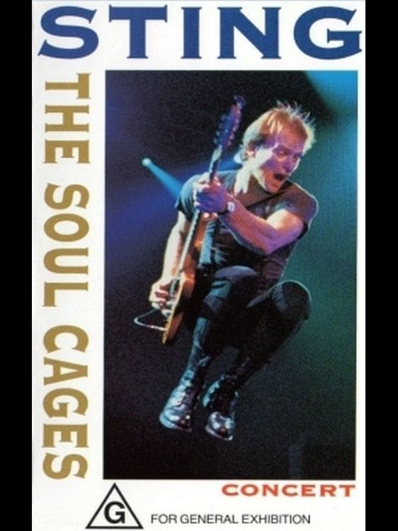 The Soul Cages Concert (1991)