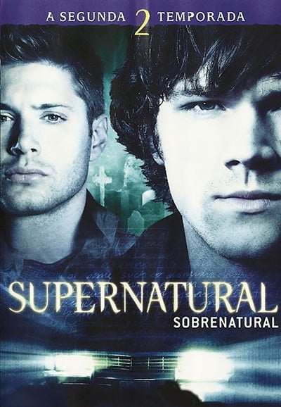 Supernatural 2ª Temporada BluRay Rip 720p Dublado Torrent Download (2006)