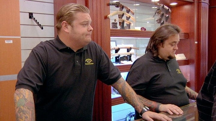Pawn Stars Season 8 :Episode 31  Brush with Greatness