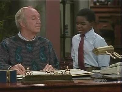 Diff'rent Strokes Season 8 :Episode 6  Arnold's Job