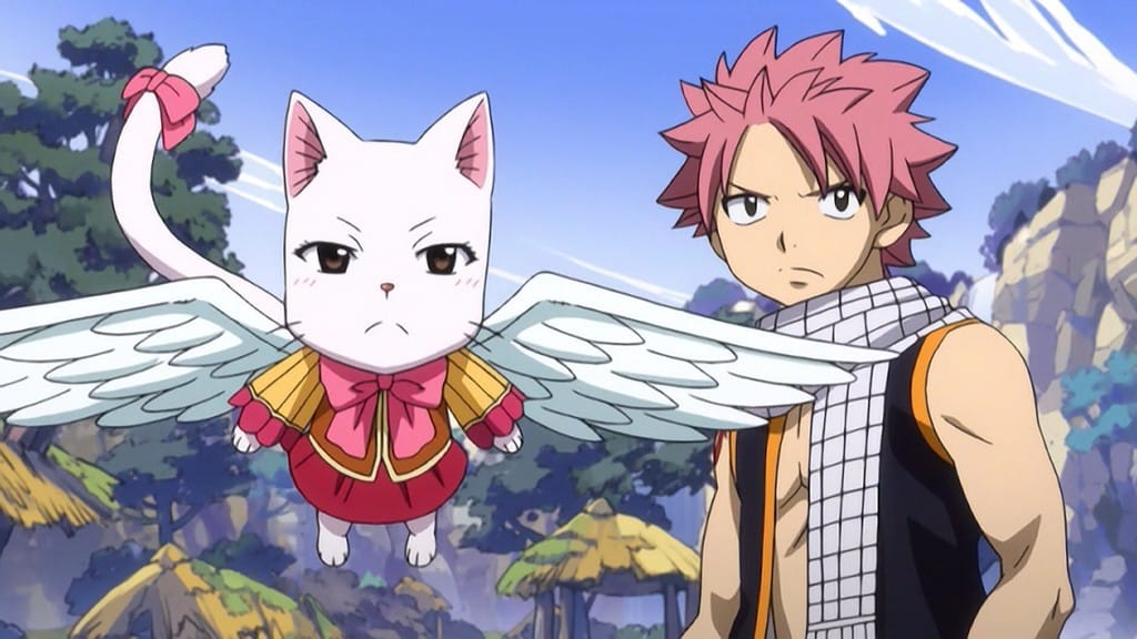 Watch Fairy Tail Season 1 Episode 1 Sub & Dub - Funimation