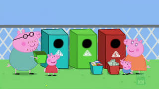Peppa Pig Season 2 :Episode 12  Recycling
