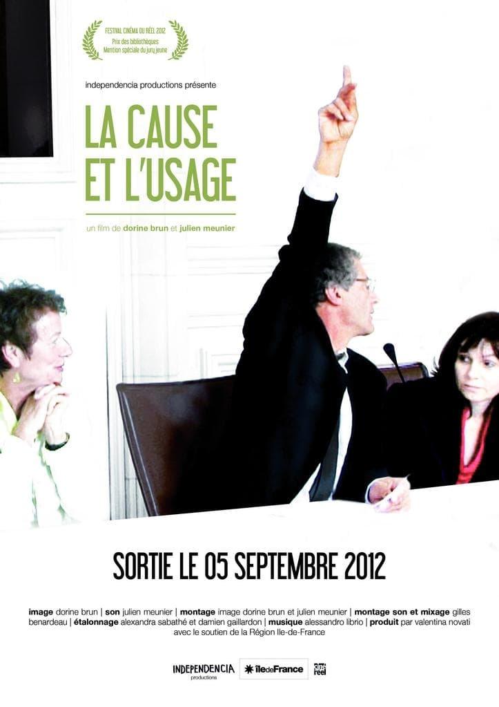 Ver La Cause et l'usage Online HD Español (2012)
