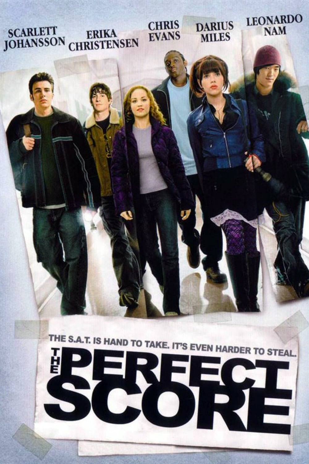 the perfect score 2004 movie media pictures posters