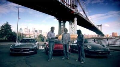 Top Gear - Season 0 Episode 33 : USA Road Trip