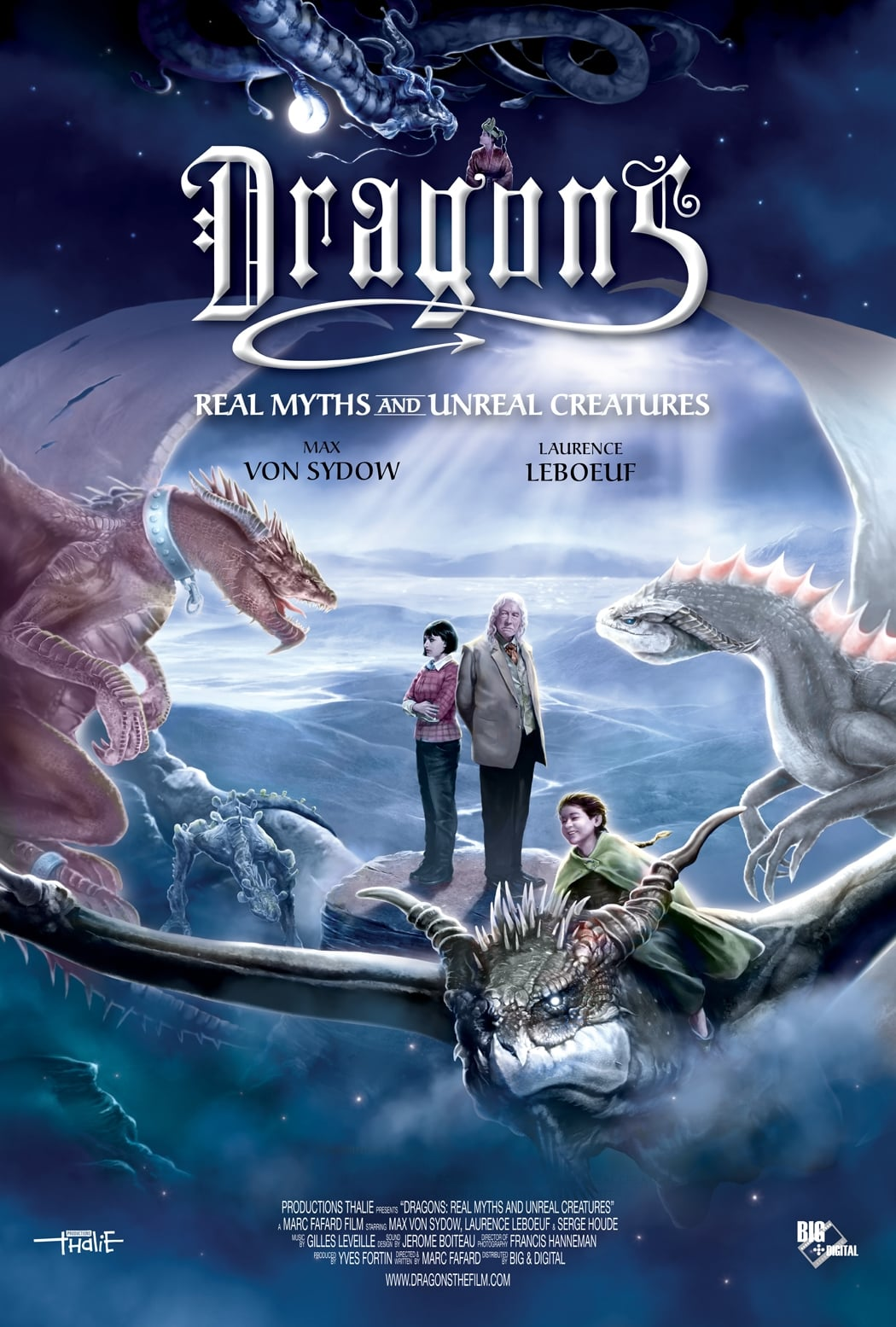 Ver Dragons: Real Myths and Unreal Creatures Online HD Español ()