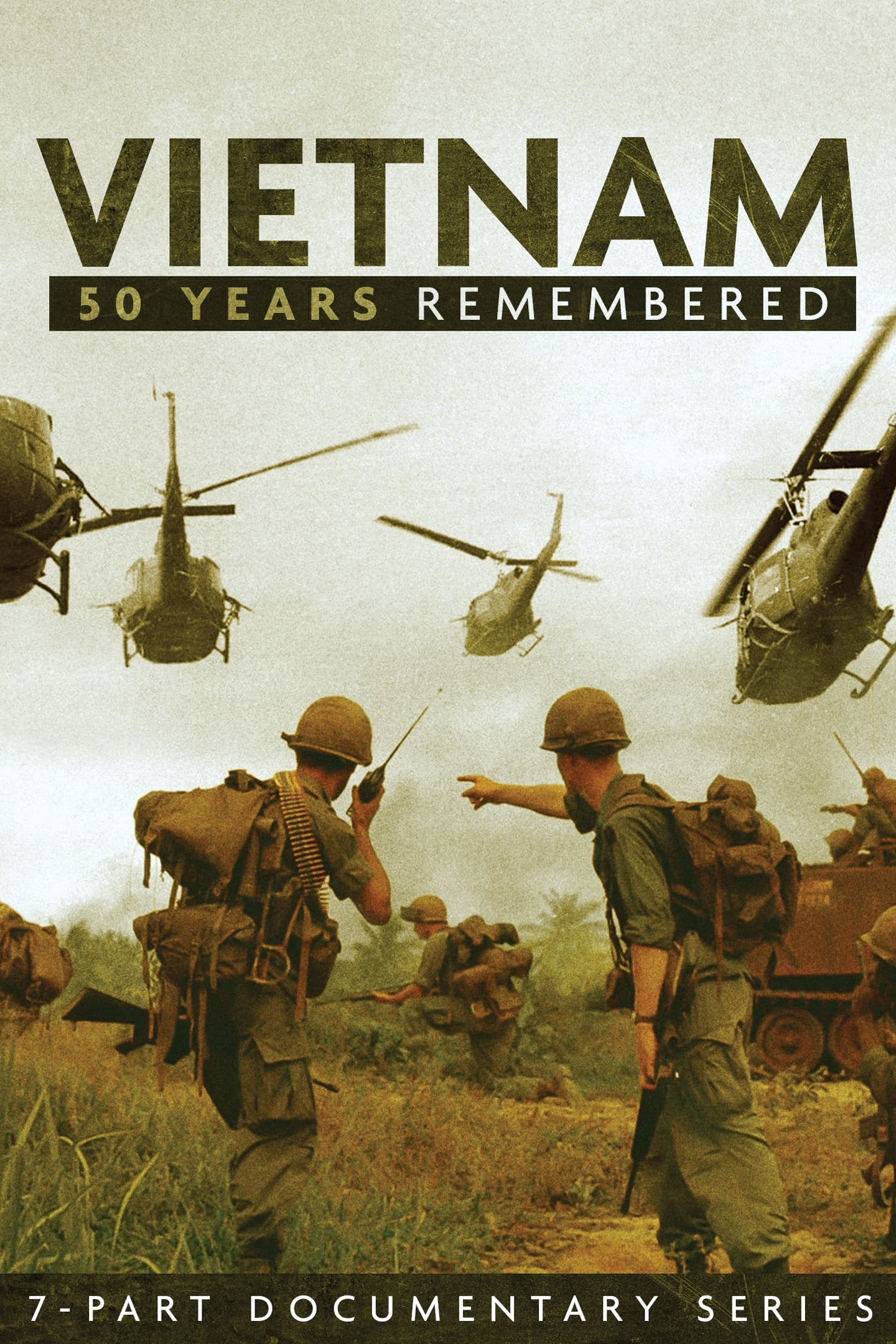Vietnam: 50 Years Remembered on FREECABLE TV