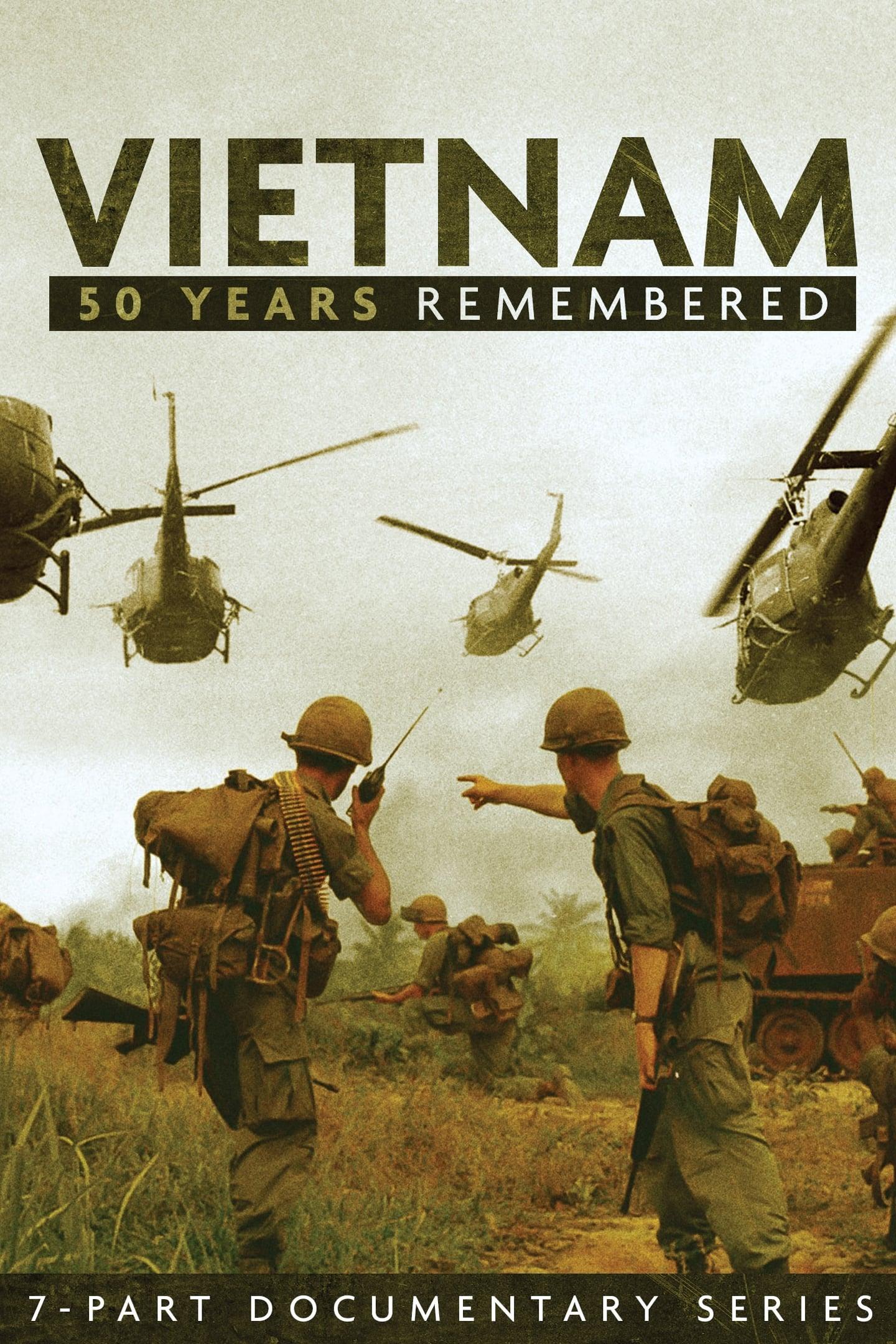Vietnam: 50 Years Remembered TV Shows About Vietnam War