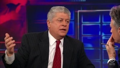 The Daily Show with Trevor Noah Season 17 :Episode 41  Andrew Napolitano