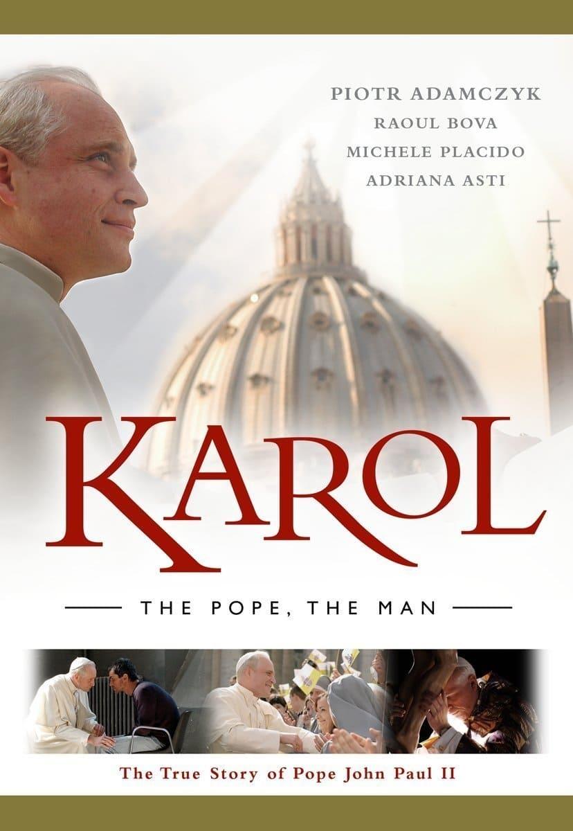 Karolis: žmogus, tapęs popiežiumi / Karol: A Man Who Became Pope (2005) žiūrėti online