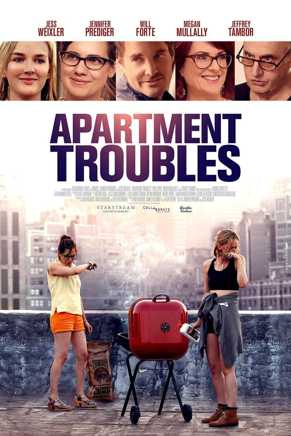 Apartment Troubles on FREECABLE TV