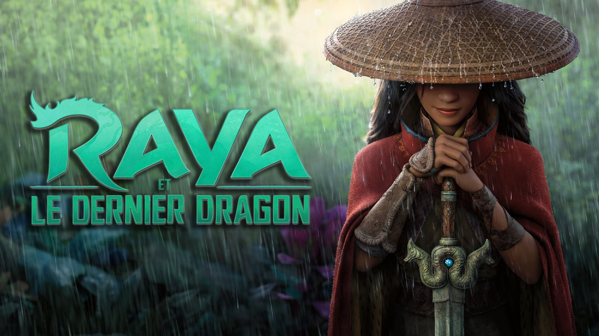 Backgrounds and walpapers Raya and the Last Dragon