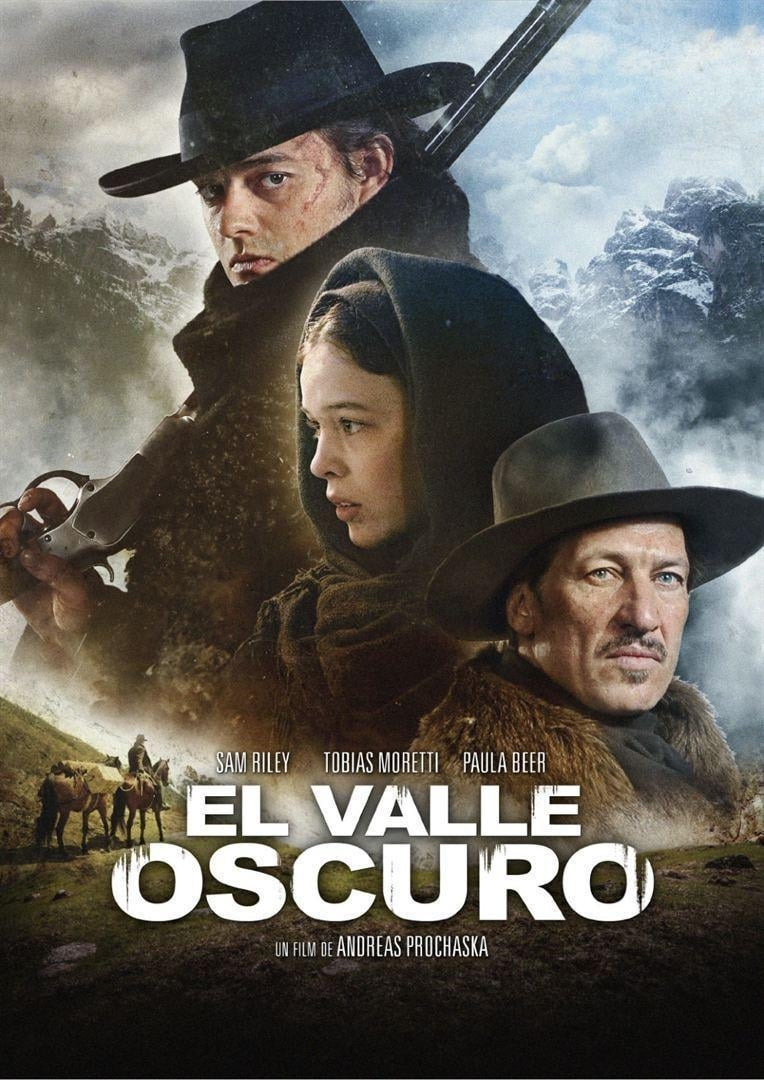 Póster El valle oscuro