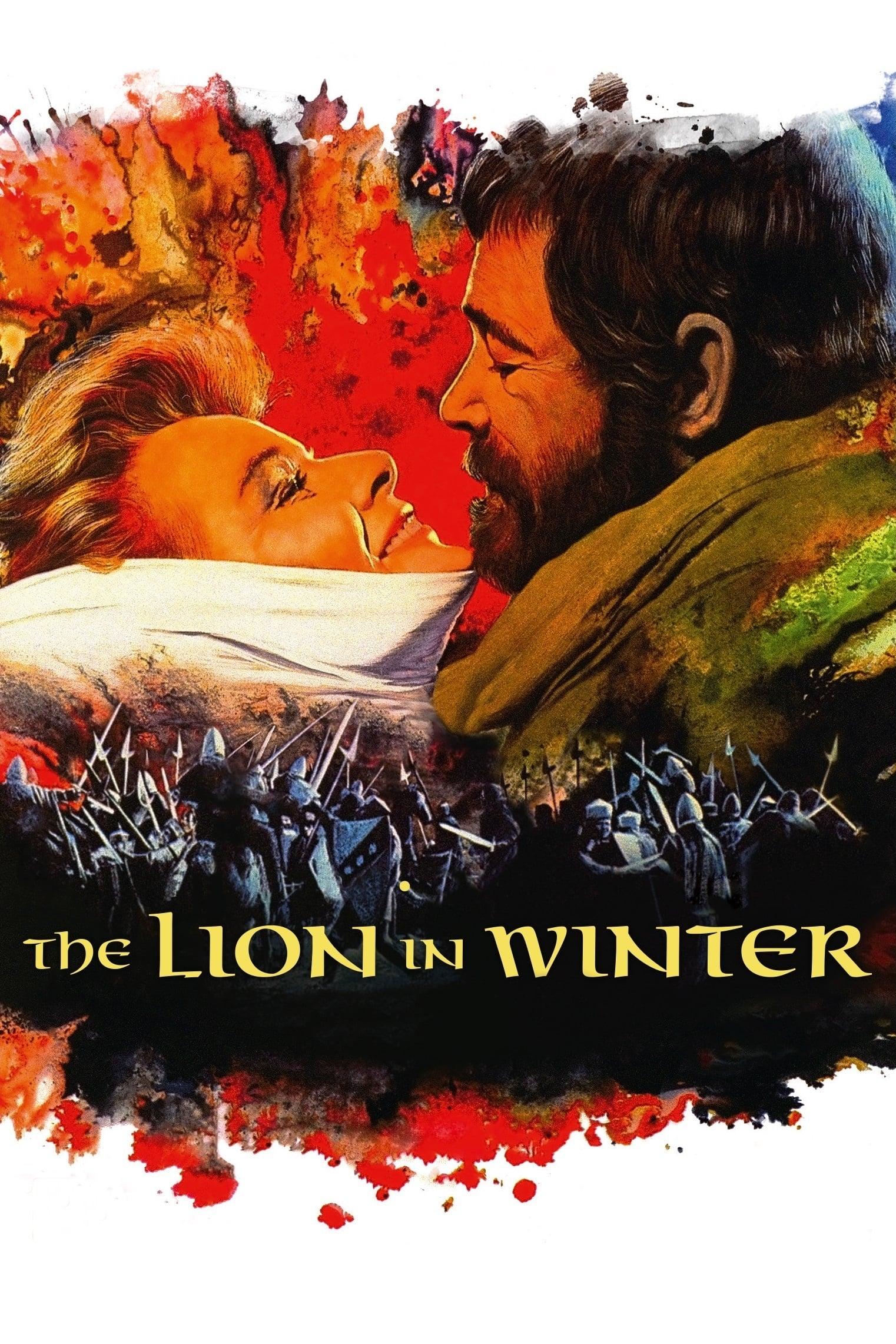 O Leão no Inverno Legendado