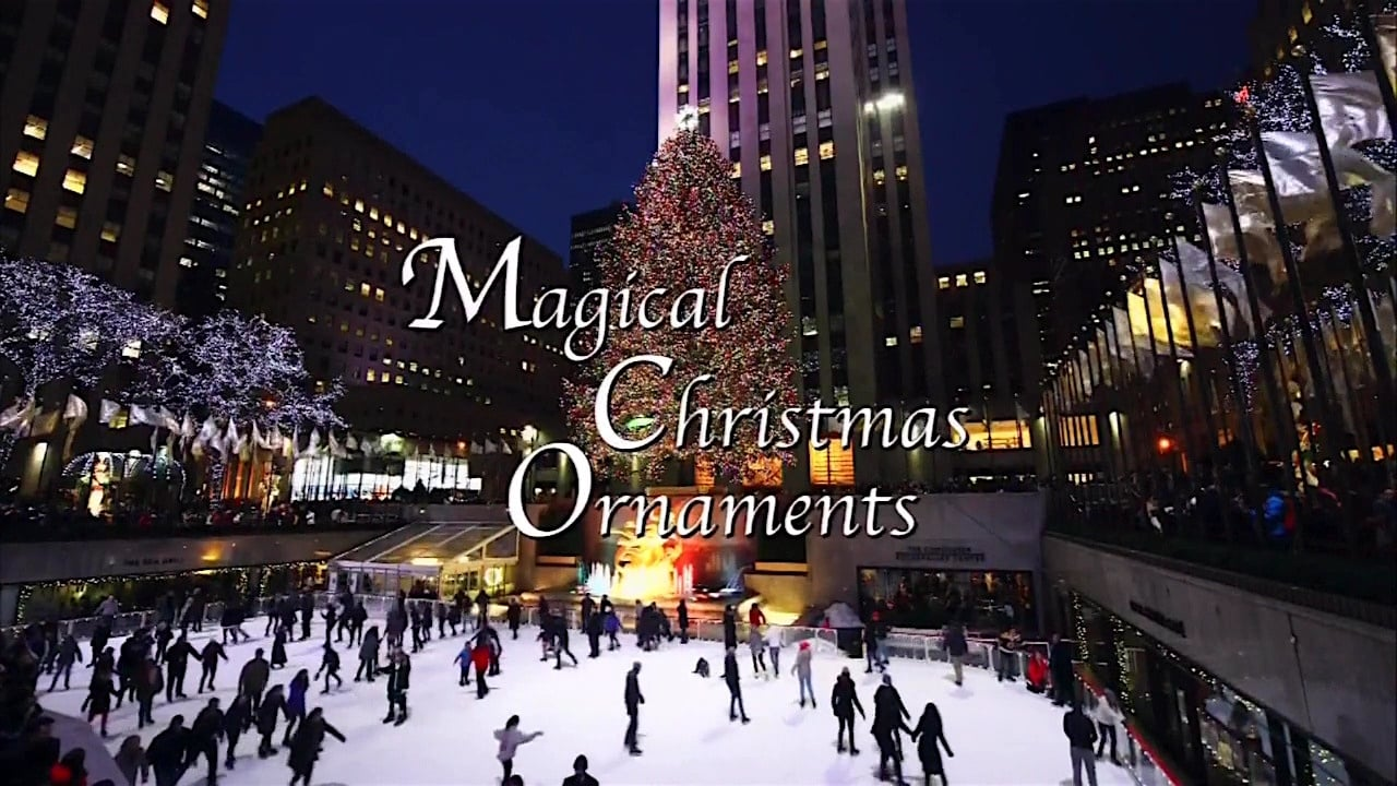 watch magical christmas ornaments 2018 online