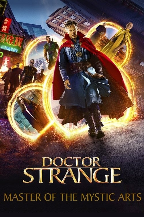Ver Doctor Strange: Master of the Mystic Arts Online HD Español ()