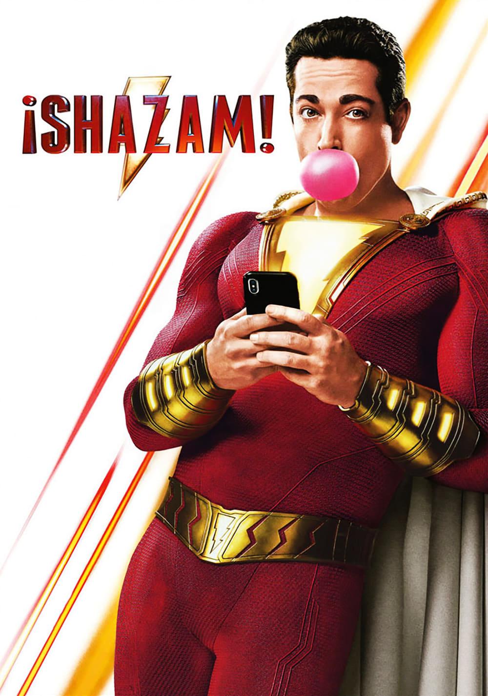 Shazam Film Stream