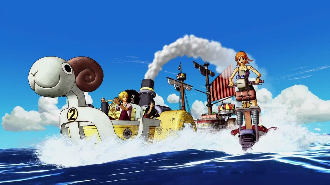 One Piece Season 0 :Episode 21  One Piece 3D: Mugiwara Chase