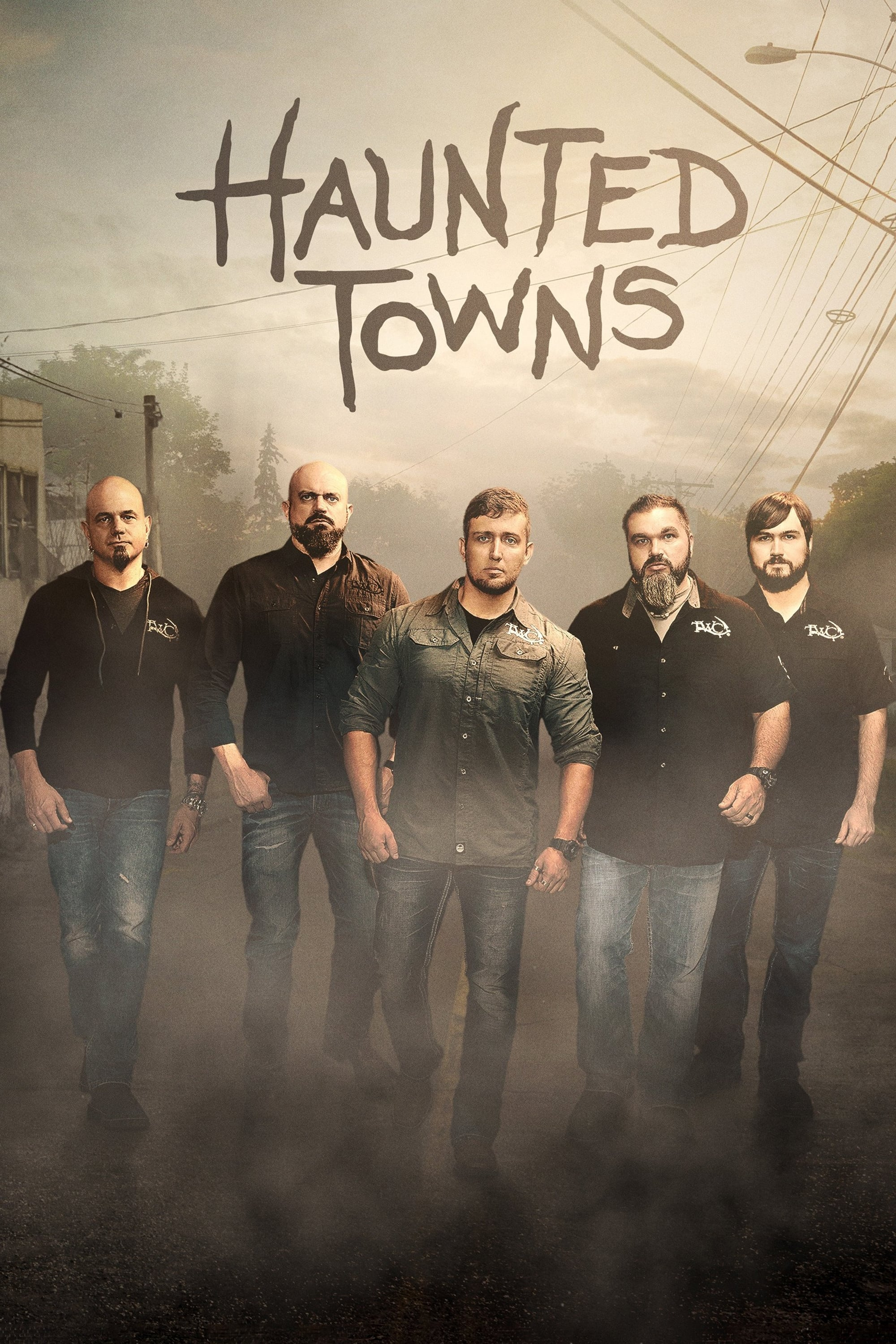 Haunted Towns (2017)
