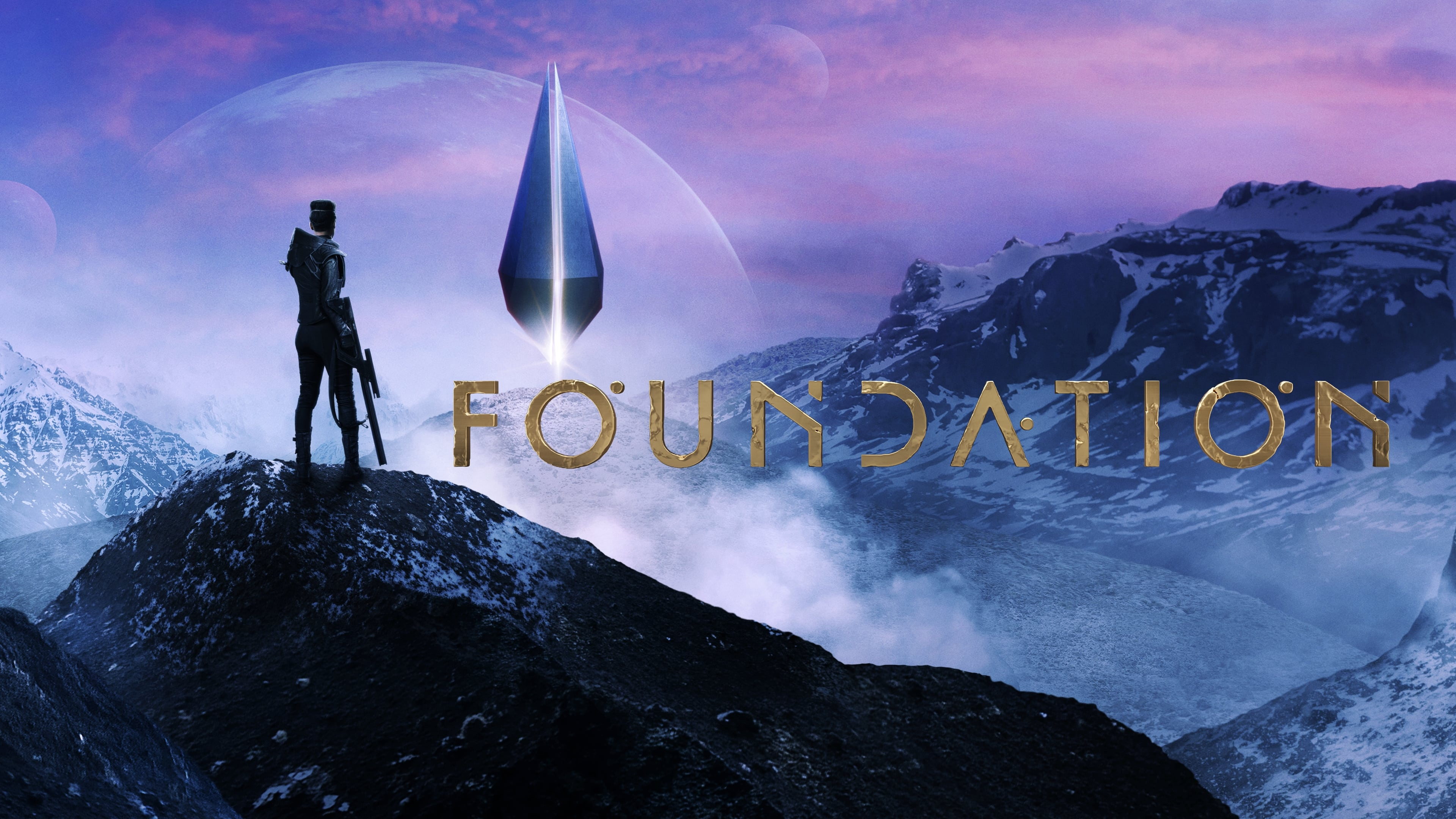 Foundation (2021) - Apple TV+ announces teaser and premiere date