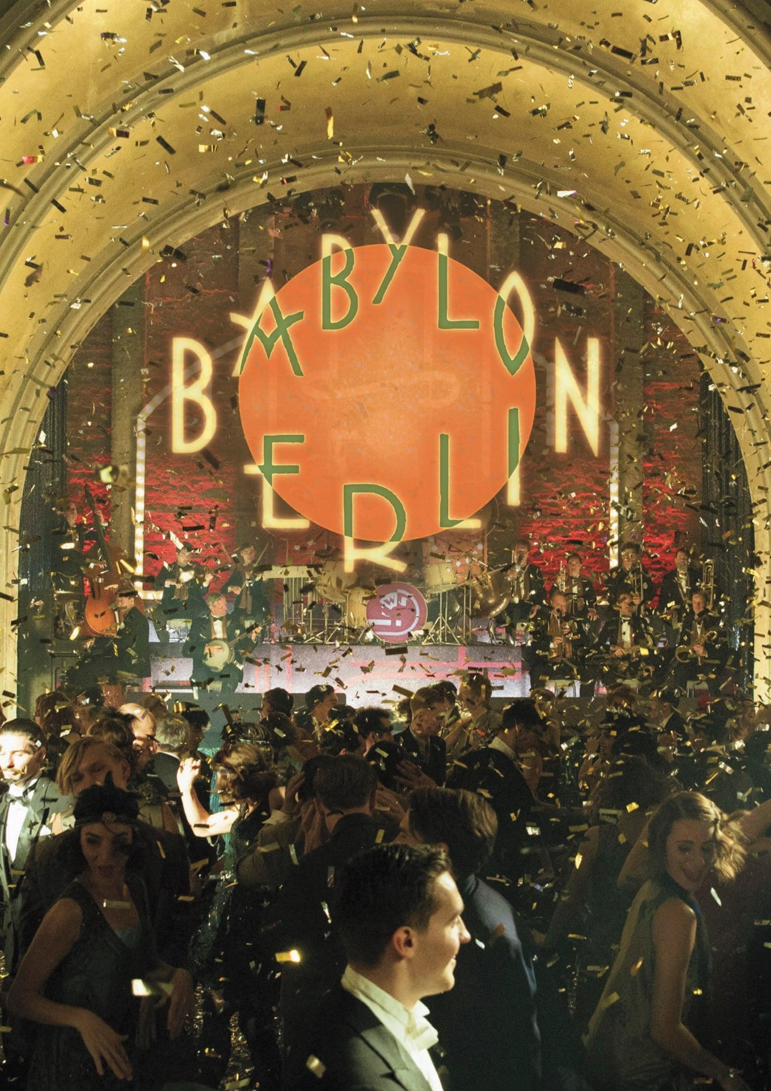 Babylon Berlin (TV Series 2017- ) - Posters — The Movie ...  Babylon Berlin ...