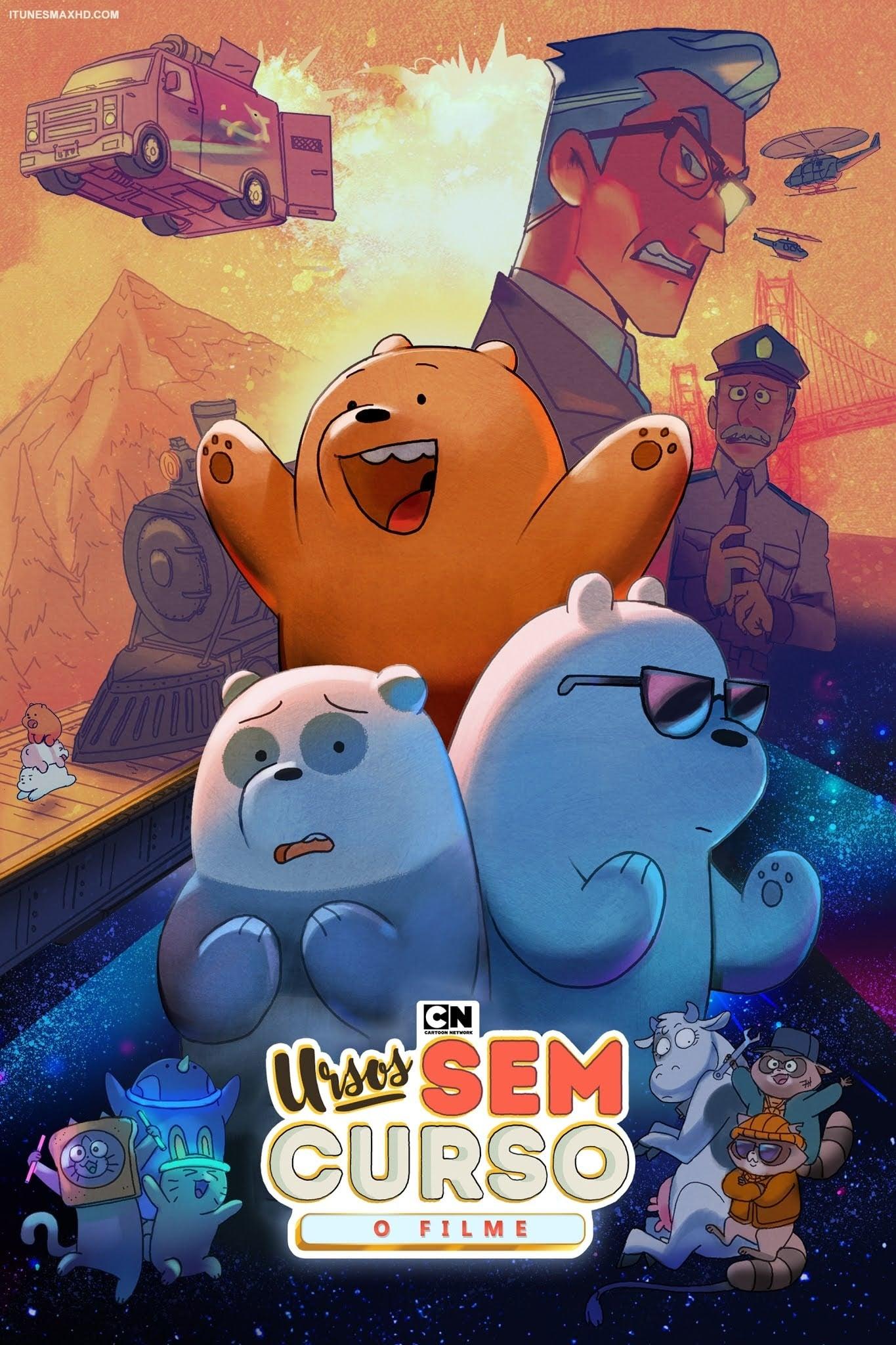 Ursos Sem Curso: O Filme Dublado