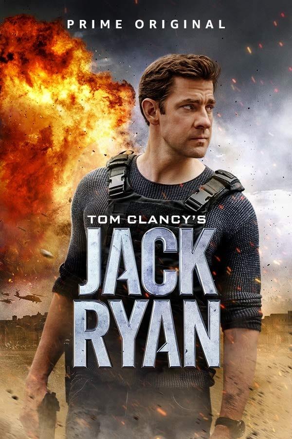 Tom Clancy's Jack Ryan 1ª Temporada Dual Áudio