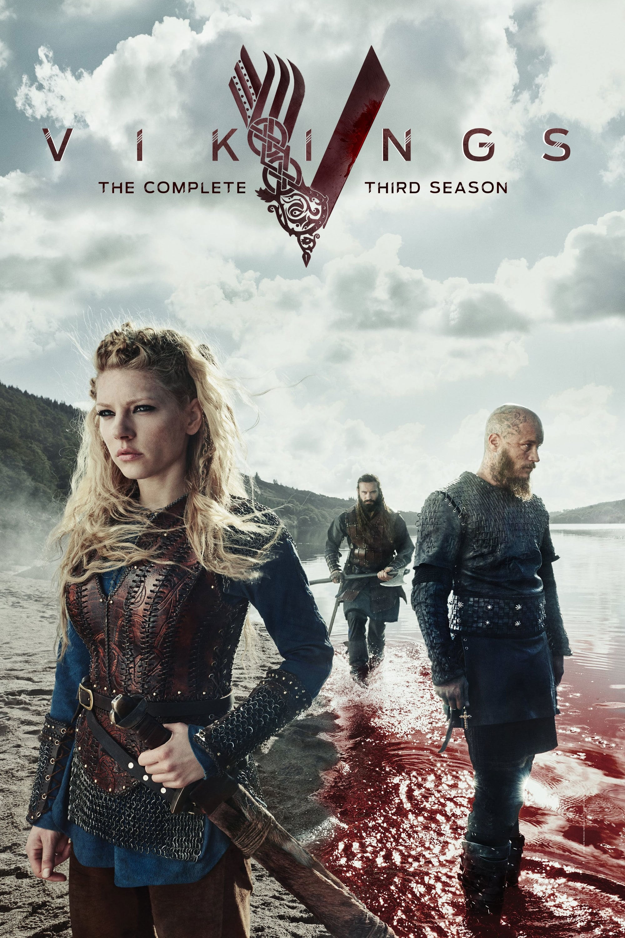 Vikings 3ª Temporada – Torrent