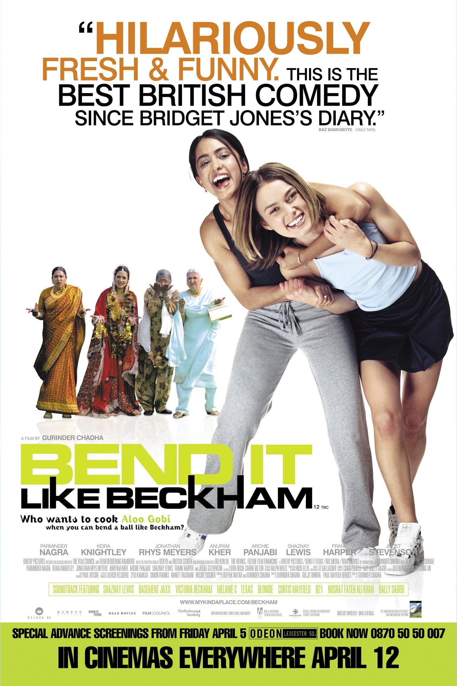 Kick It Like Beckham Deutsch Ganzer Film
