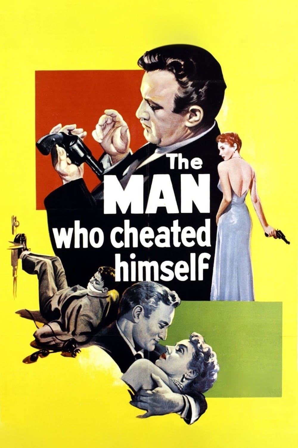 The Man Who Cheated Himself on FREECABLE TV